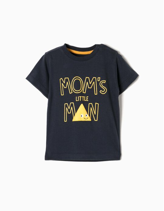 Camiseta Estampada Little Man
