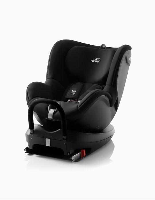 Car Seat Gr 0/1 DUALFIX R Britax Römer Cosmos Black