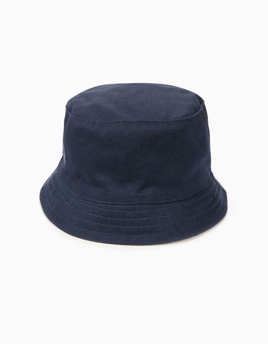 Hat for Kids 'ZY 96', Dark Blue