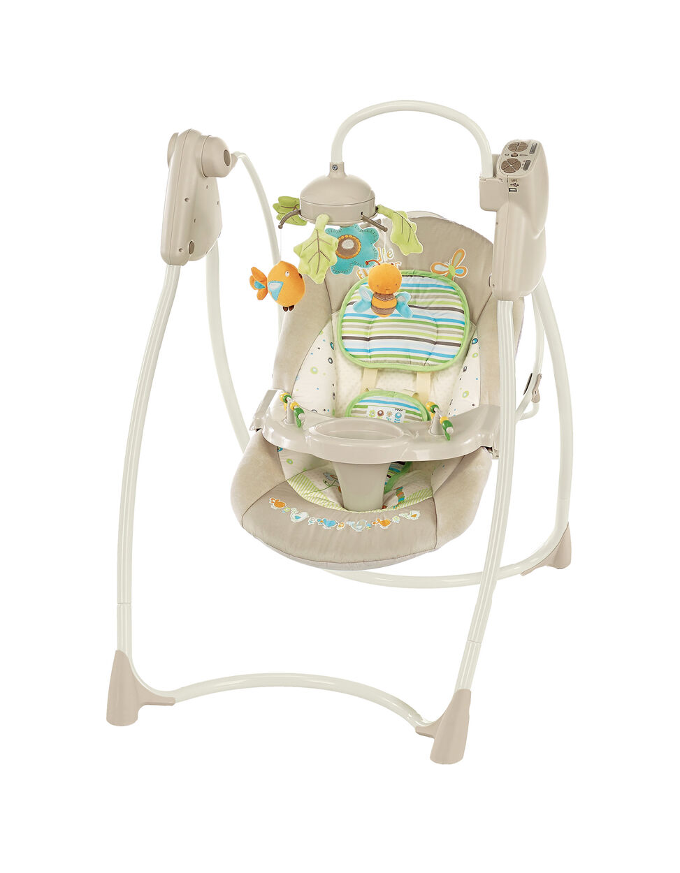 Althea Swing with Rocking Seat by Brevi