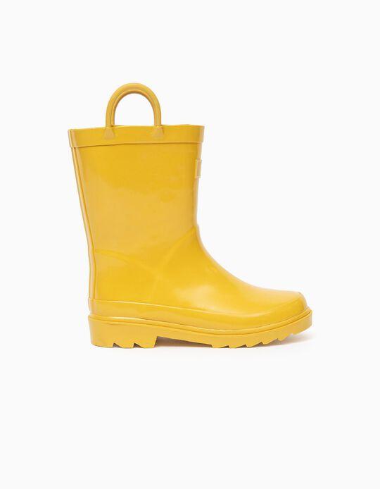 Wellies for Children, Yellow