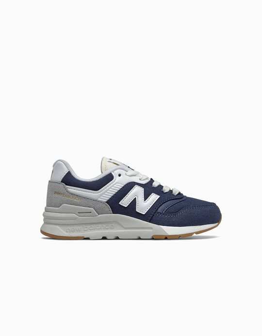 Trainers for Boys 'New Balance 997H', Dark Blue
