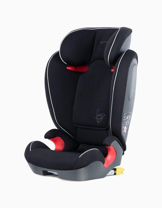 Cadeira Auto Gr 2/3 Star Fix Avova Pearl Black