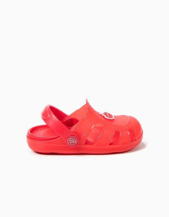 Sandálias Submarino Vermelhas