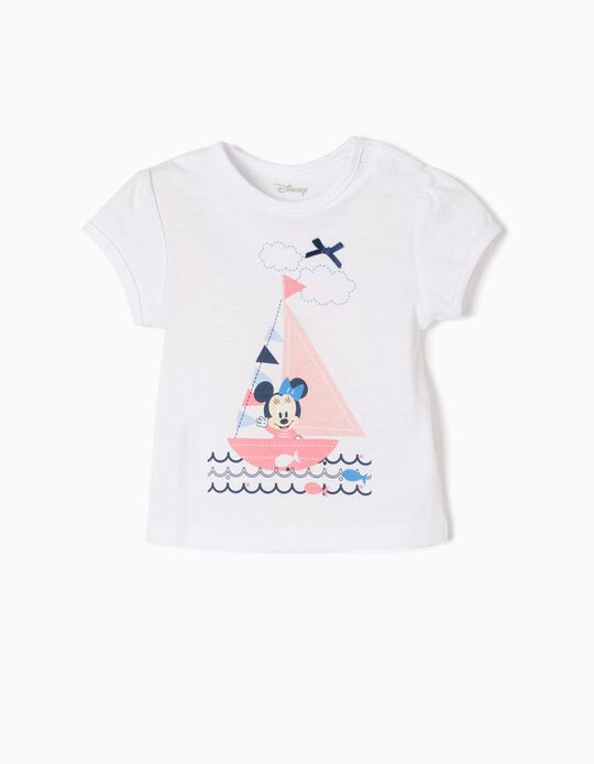 T-shirt Minnie Sailor
