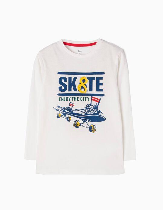 Camiseta de Manga Larga Sk8te