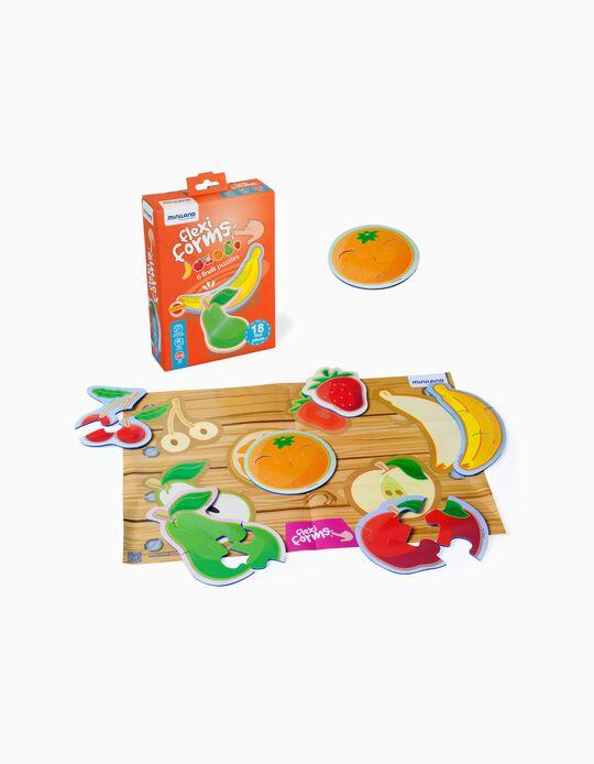 FlexiForms - Frutas 24m+ Miniland