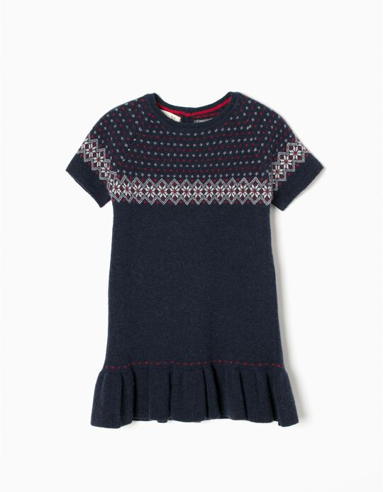 Vestido Lã