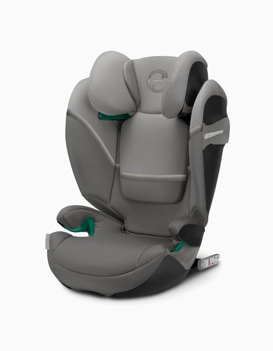 Cadeira Auto Solution S2 I-Fix Cybex Mid Grey