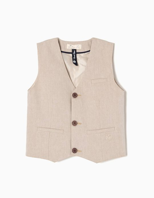 Special Edition Vest for Baby Boys