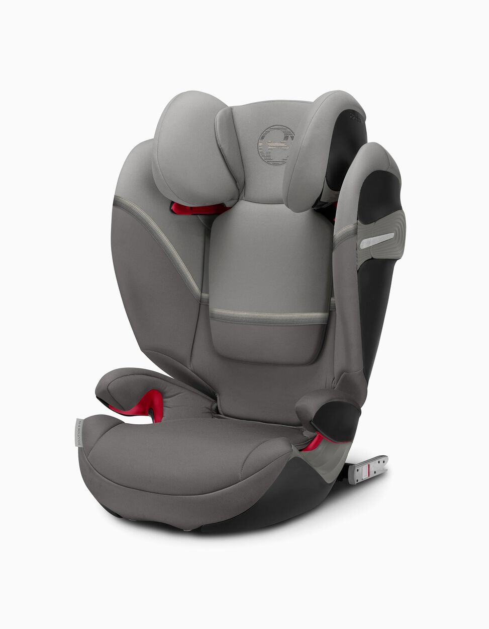 Silla para Coche Gr 2/3 Solution S-Fix Cybex Soho Grey