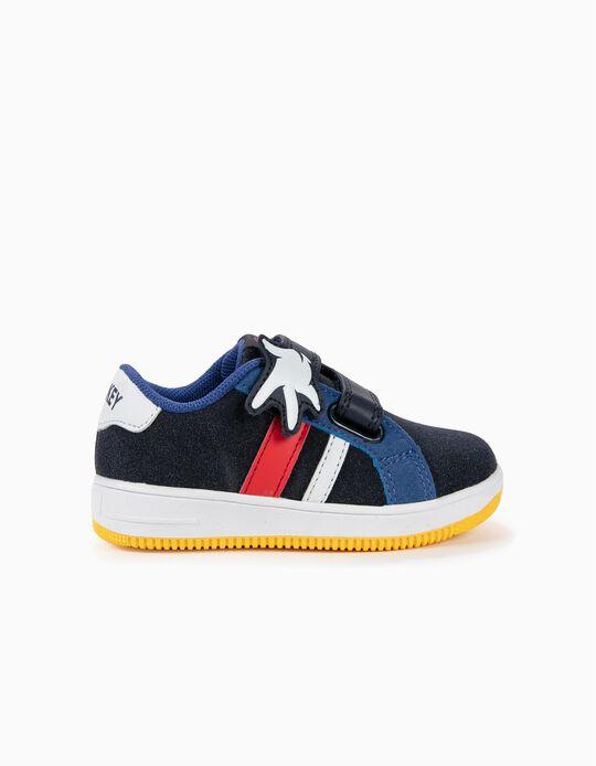 Zapatillas para Bebé Niño 'Mickey', Azul