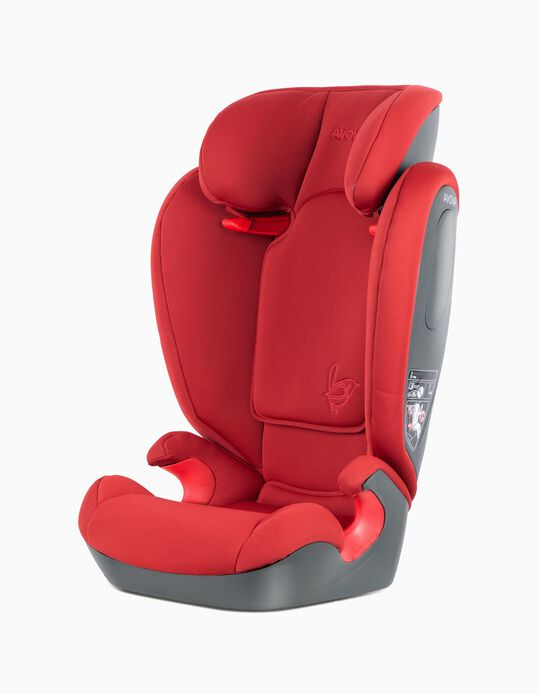 Silla para Coche Gr 2/3 Star Avova Maple Red