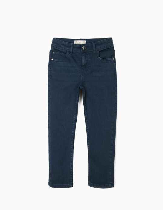 Pantalón para Niño, Azul Oscuro