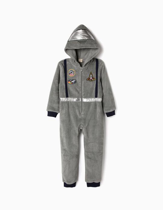 Pelele para Niño 'Astronaut', Gris