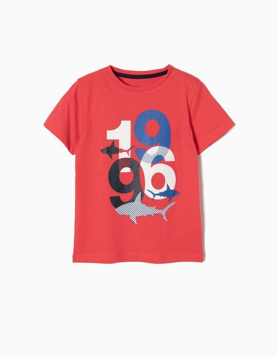 Camiseta de Manga Corta Sea