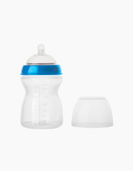 Feeding Bottle 330ML XXL Saro, Blue