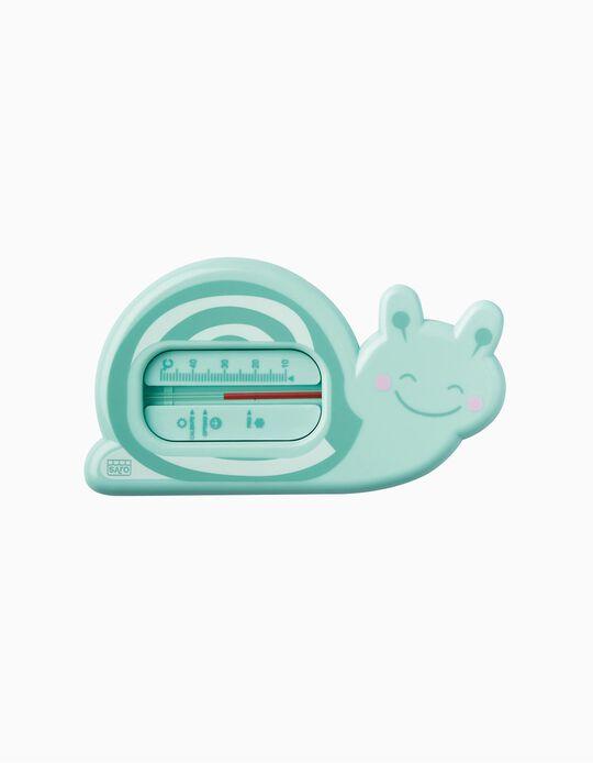 Bath Thermometre, by Saro, Green