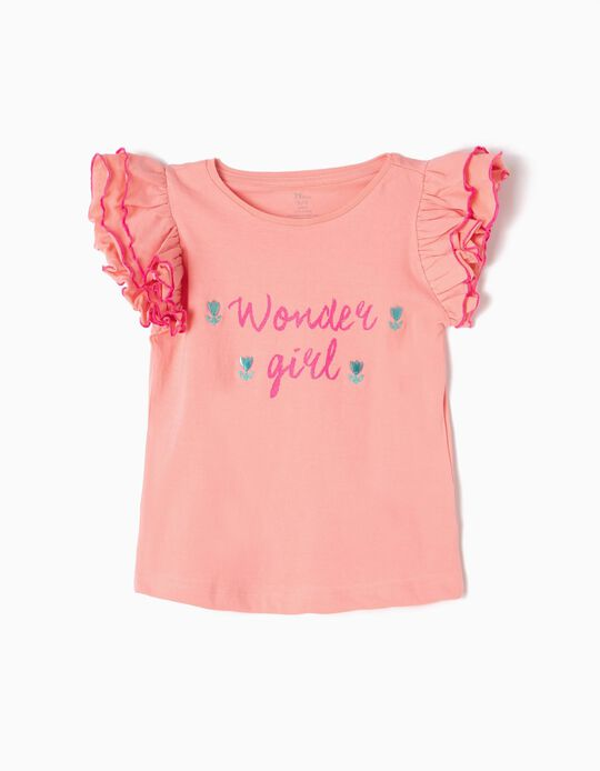 Camiseta Wonder Girl