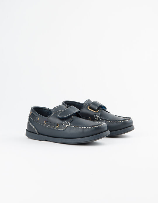 Zapatos Náuticos de Piel