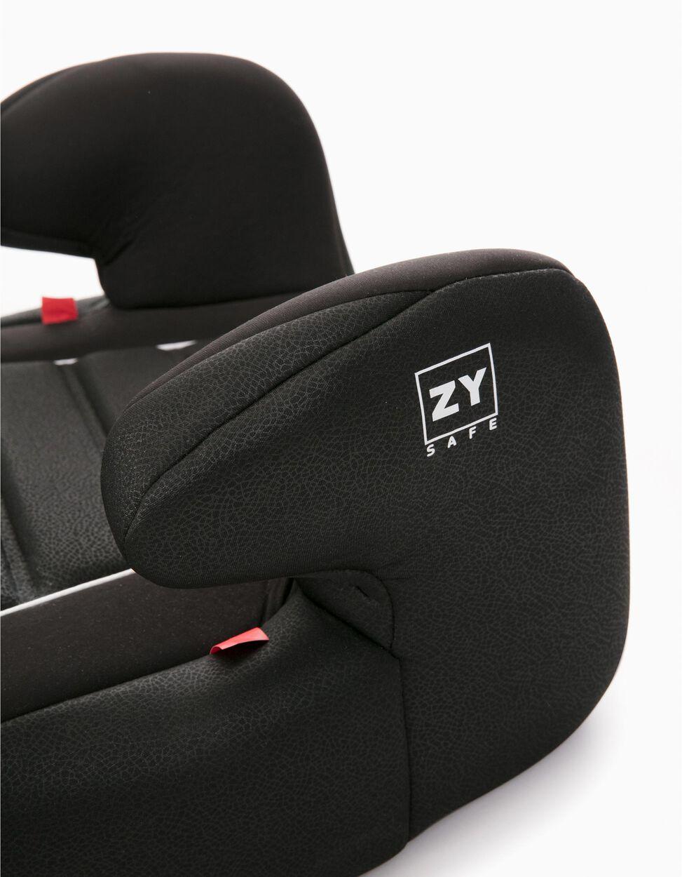 Assento Auto Elevatório Primecare Prestige Zy Safe Black