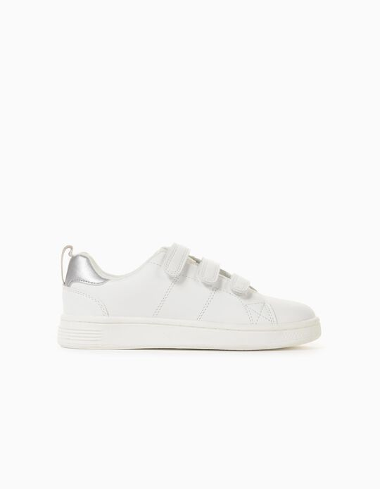 Trainers for Girls '1996 Sneaker', White