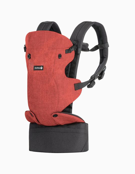 Go4 Safety 1St Baby Carrier, Ribbon Red Chic