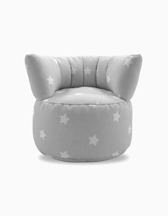 Puff 55X45cm Stars Zy Baby