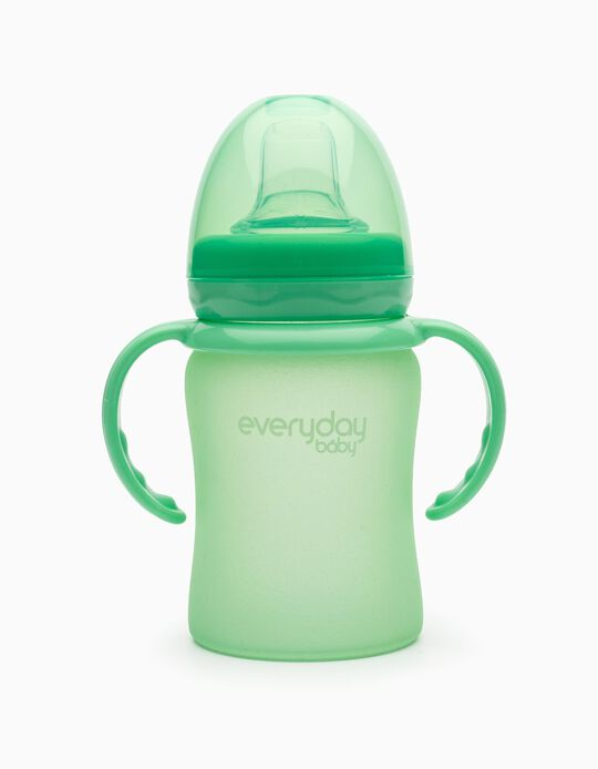 Taza de Cristal De Entrenamiento 150ml Everyday Baby