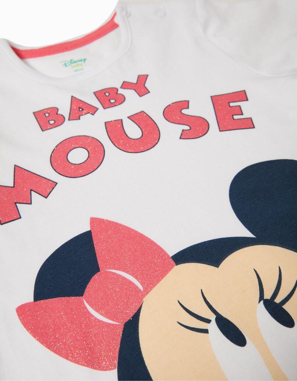 Pijama Minnie Baby Mouse