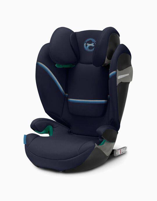 Cadeira Auto Solution S2 I-Fix Cybex Navy Blue