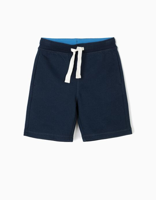 Shorts for Boys, Dark Blue