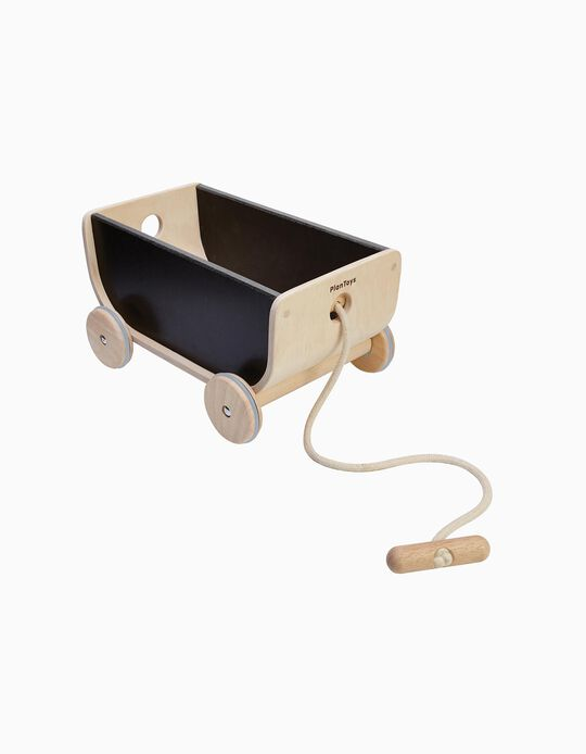 Vagão Em Madeira Plan Toys 3A+