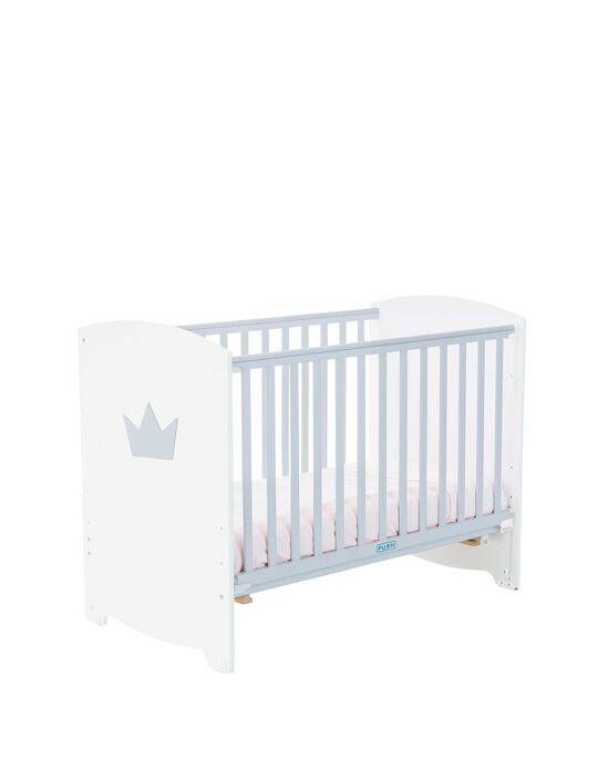 Crown Bed 120x60 by Zy Baby