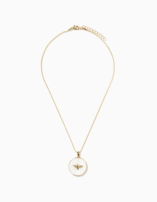 Necklace for Girls 'Aigle', Golden