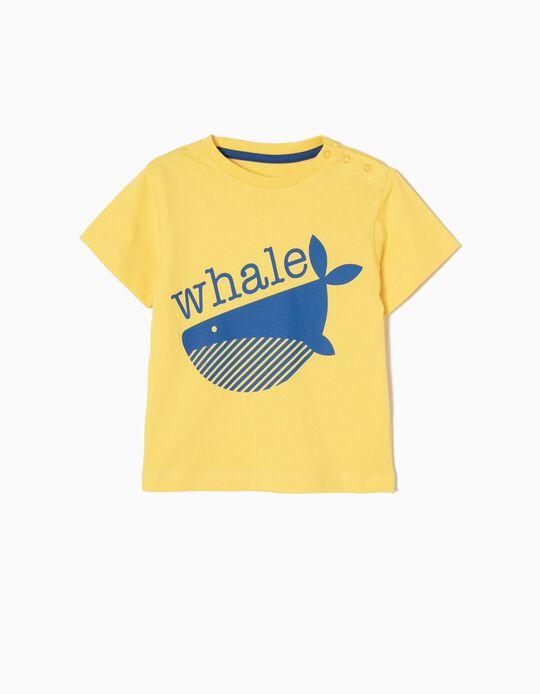 Camiseta Whale