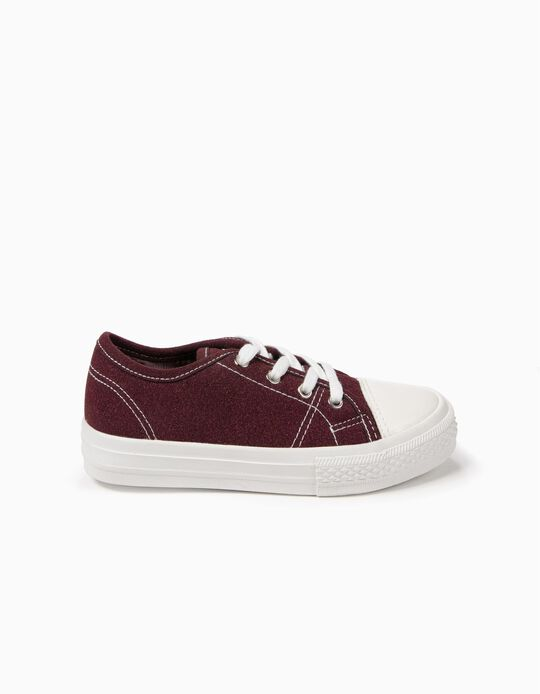 Trainers for Kids 'ZY 50's', Bordeaux