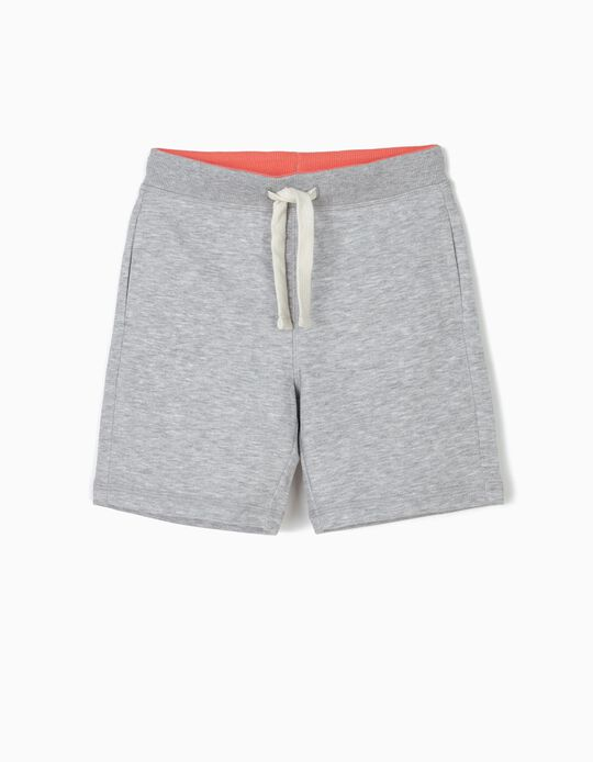 Shorts for Boys, Grey