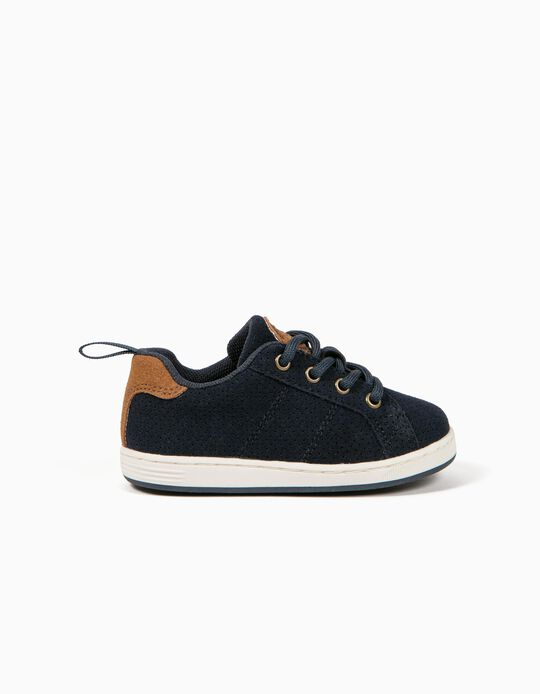 Trainers for Baby Boys, 'ZY 1996', Dark Blue