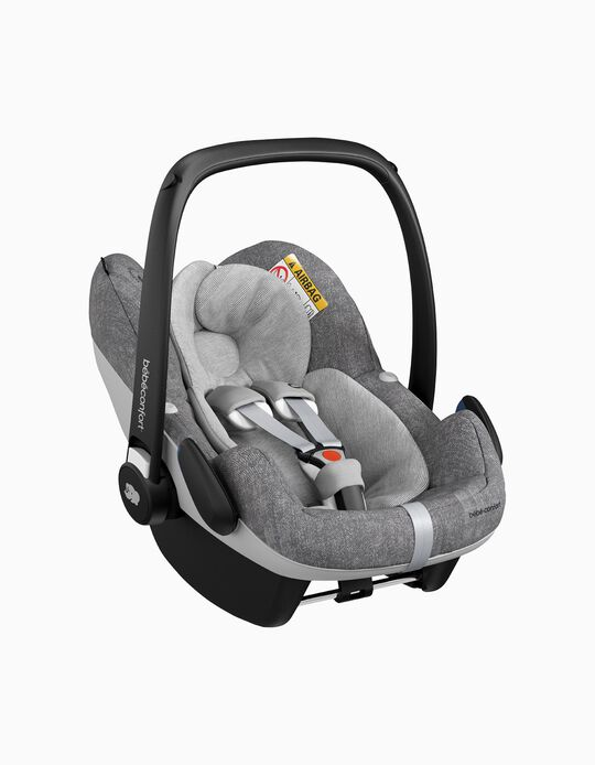 Car Seat I-Size Pebble Pro Bébé Confort Nomad Grey