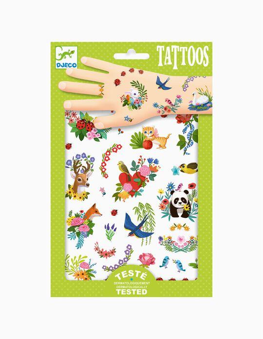 Tattoos Djeco