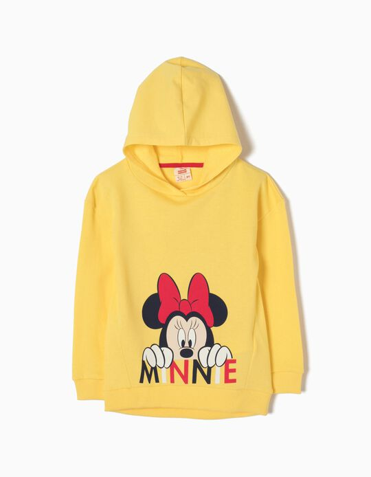 Sudadera Minnie Yellow