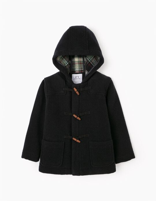Duffle Coat for Boys 'B & S', Dark Blue