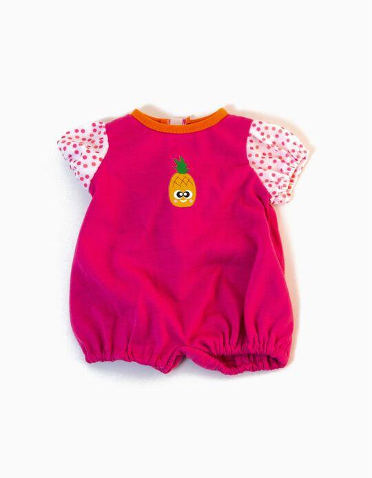 Pijama Verano 40 cm Miniland