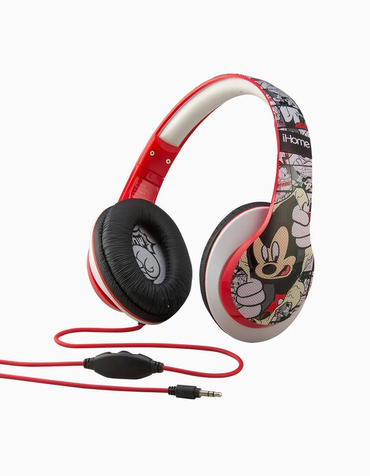 Headphones com Microfone Mickey