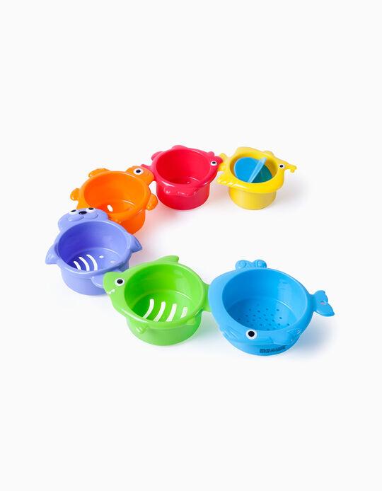 Peixinhos para o Banho 6m+ Miniland
