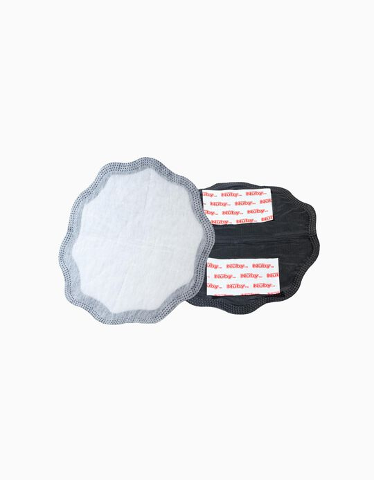 Absorbent Breast Pads Nuby 30 un.