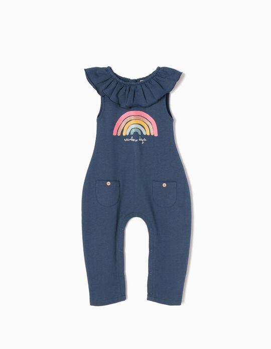 Mono Azul Rainbow Days