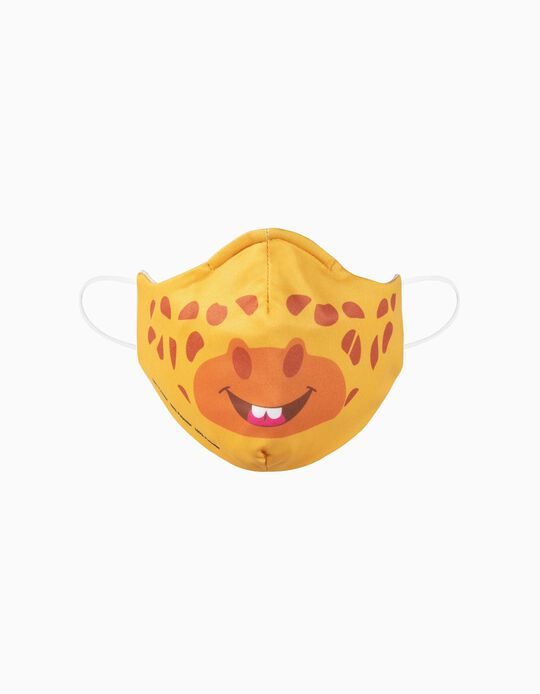 Adult Face Mask 'Air', Giraffe