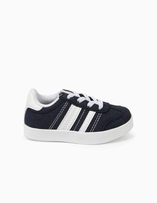 Zapatillas Azules ZY Retro